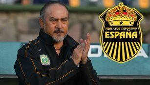 Potro Gutiérrez: Nuevo técnico del Real España de Honduras