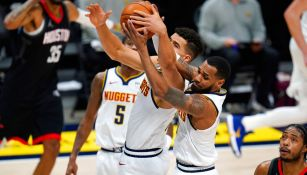 Jugadores de los Denver Nuggets