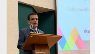 José Rogel Romero, director del hospital Adolfo López Mateos de Toluca