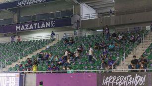 Estadio Kraken podría recibir aficionados en la J1