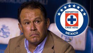 Cruz Azul: Juan Reynoso, a detalles de ser entrenador de La Máquina