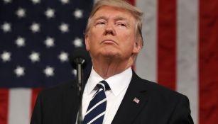 Donald Trump exigió votos de Georgia