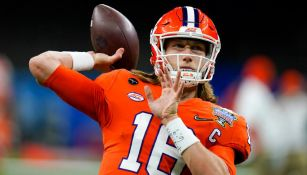 Trevor Lawrence en el Sugar Bowl
