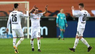 Bayern Munich: Perdió ventaja de dos goles y cayó ante el Borussia Mönchengladbach