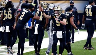 Saints derrotó a Bears