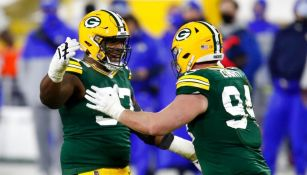 Packers superó a Rams
