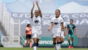 Liga MX Femenil: Pumas derrotó a Puebla y se colocó como líder momentáneo