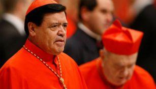 Norberto Rivera Carrera, arzobispo emérito de México