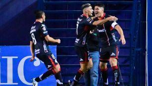 San Luis derrotó a Chivas