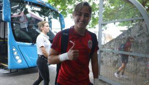 Blanca Félix: 'Es un privilegio ser una de las pioneras de la Liga MX Femenil'