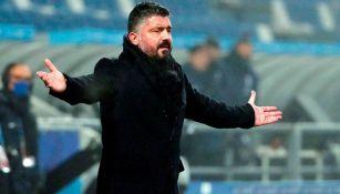 Gennaro Gattuso, estratega del Napoli