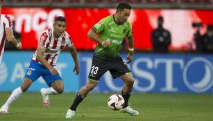 Marco Fabián en juego de Juárez ante Chivas