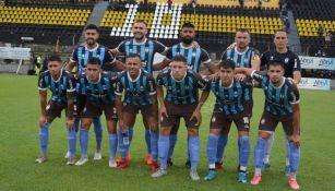 Atlas de Argentina ascendió a Primera C