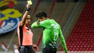 Chivas vs Juárez FC: Flavio Santos se salvó de ser expulsado, según Ramos Rizo