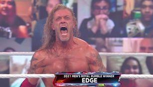 Edge se llevó el Royal Rumble