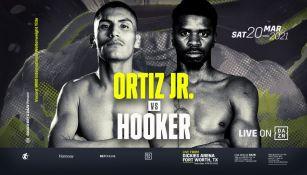 Vergil Ortiz se medirá ante Maurice Hooker