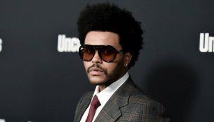 The Weeknd en presentación