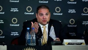 Presidente de Concacaf: 'Tenemos ligas que están más abajo y se necesitan elevar'