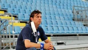 Marcello Cianci, expresidente del Novara de la Serie C