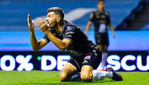 Gigliotti en lamento de gol