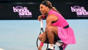 Serena Williams en acción