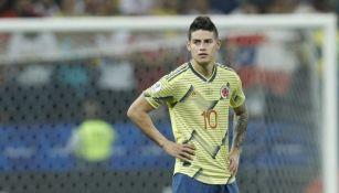 Colombia jugará ante Brasil sin público