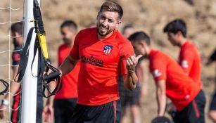 Héctor Herrera: El mexicano habría dado positivo en prueba de Covid-19