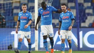 Napoli en lamento de gol