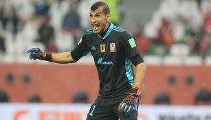 Nahuel Guzmán en la Final ante el Bayern Munich