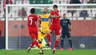 Lewandowski en Final del Mundial de Clubes