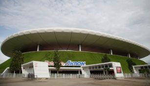 Estadio Akron: Hallaron 18 bolsas con restos humanos en las inmediaciones del inmueble