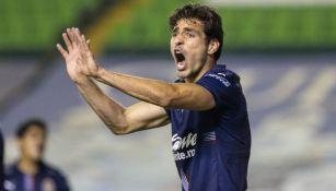 Pollo Briseño: 'El autogol ante León me vale m...'