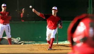 LMB: Diablos Rojos anunció a Brandon Cumpton como su nuevo lanzador para la próxima temporada