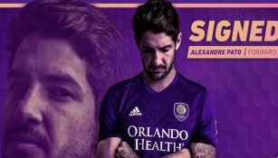 Alexandre Pato, anunciado como nuevo refuerzo del Orlando City