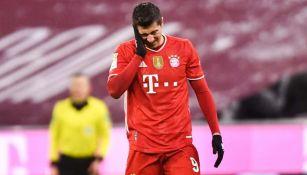 Bayern Munich en lamento de gol