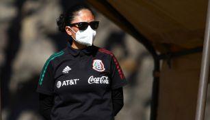 Selección Mexicana: Por primera vez los representativos femeniles son dirigidos por mujeres