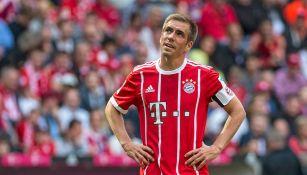 Philipp Lahm recomendó a futbolistas homosexuales permanecer en el 'clóset'