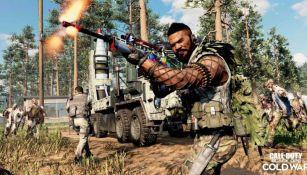 La temporada dos llegará a Call of Duty el 25 de febrero