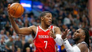 Rockets suspendió su partido