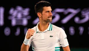 Novak Djokovic: 'Se habla mucho de la Next Gen pero todavía tienen mucho trabajo por hacer'