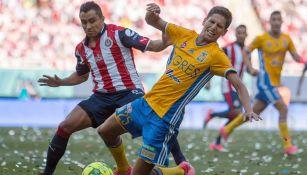 Jürgen Damm en la Final vs Chivas