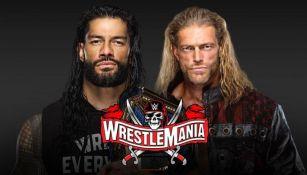 Reigns y Edge disputarán Wrestlemania
