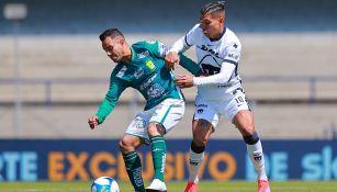 León: Luis Montes descartó 'campeonitis' de La Fiera en primeros juegos del Guardianes 2021