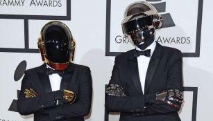Daft Punk en presentación