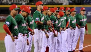 Selección Mexicana de Beisbol en el abandono