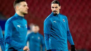 Zlatan Ibrahimovic: UEFA investiga posibles insultos racistas contra el sueco