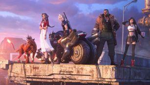 Final Fantasy VII The First Soldier llegará en el 2021
