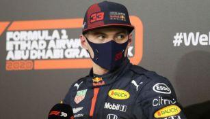 Max Verstappen, nuevo compañero de escudería de Sergio Pérez