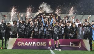 Al-Sadd celebra su octava Copa de Qatar