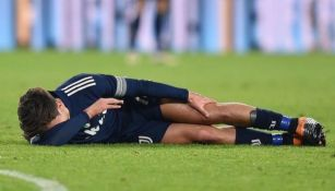 Dybala se lesionó en el juego vs Sassuolo